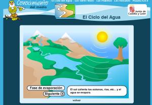 ciclo auga